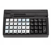 Программируемая клавиатура Posiflex KB-4000UB черная