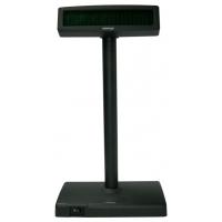 Дисплей покупателя Posiflex PD-2600R-B черный с блоком питания, RS-232, голубой светофильтр