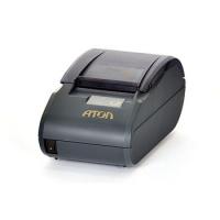 Онлайн касса для кафе АТОЛ 30Ф. Темно-серый. Без ФН/Без ЕНВД. USB