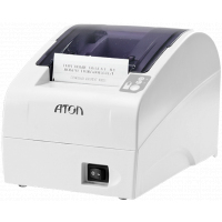 Фискальный регистратор АТОЛ FPrint-22ПТК. Белый. Без ФН/Без ЕНВД. RS+USB+Ethernet