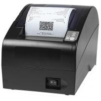 Фискальный регистратор АТОЛ FPrint-22ПТК. Черный. Без ФН/Без ЕНВД. RS+USB+Ethernet