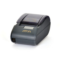 Фискальный регистратор АТОЛ 30Ф+. ДЯ. Темно-серый. ФН 1.1. USB