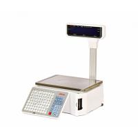 Весы с печатью этикеток АТОЛ LS5X (со стойкой, лицензия FDU) с поверкой