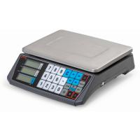Весы торговые АТОЛ MARTA (без стойки, СОМ порт, кабель USB-RS, кабель RS-232, лицензия FDU) с поверкой