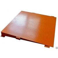 Пандус металлический (1500х750) для весов МВСК С-Н-2