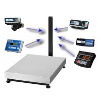 Товарные многофункциональные весы МАССА TB-M-300.2-3, с возможностью печати этикеток (весовой модуль)