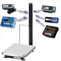 Товарные многофункциональные весы МАССА TB-S-15.2-3, с возможностью печати этикеток (весовой модуль)