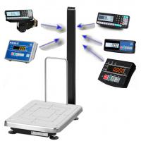 Товарные многофункциональные весы МАССА TB-S-200.2-3, с возможностью печати этикеток (весовой модуль)