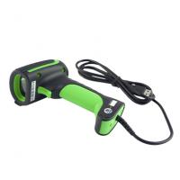 Промышленный беспроводной двумерный сканер МойPOS MSC-1902W2D (чёрный/зелёный)