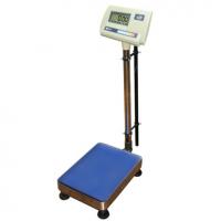 Весы медицинские МИДЛ МП 200 ВДА (50г; Р) ХМ5(45х60) «Здоровье» (с ростомером)