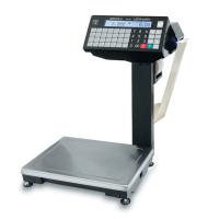Весы с печатью этикетки МАССА ВПМ-6.2-Ф1 (с подмоткой ленты)