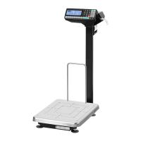Весы с печатью этикеток МАССА TB-S-200.2-RP3