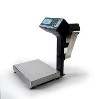 Фасовочные многофункциональные весы-регистраторы с печатью этикеток и чеков МАССА МК-6.2-RP10-1 (с подмоткой ленты)