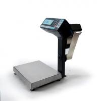 Весы с печатью этикеток МАССА МК-32.2-R2P10-1 (с подмоткой ленты)