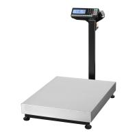 Весы товарные с печатью этикеток Масса-К ТВ-M-600.2-RP3