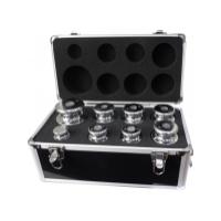 Набор калибровочных гирь, М1 на 20 кг (1кг-10кг) (нерж. в алюминиевом чемодане)