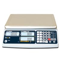 Электронные торговые весы MAS MR1-30