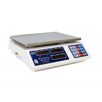 Весы торговые электронные МТ 6 МДА (1/2; 330x230) ОНЛАЙН МАРКЕТ RS232/USB/WI-FI (У)
