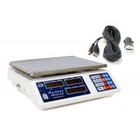 Весы торговые электронные МТ 15 МДА (2/5; 330x230) ОНЛАЙН МАРКЕТ RS232/USB У АВТО
