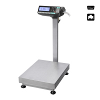 Весы товарные МАССА TB-5040N-32.2-RP3 с печатью этикеток
