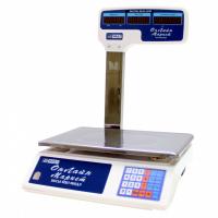 Весы торговые электронные МТ 30 МГДА (5/10 230x330) ОНЛАЙН МАРКЕТ RS232/USB (У)