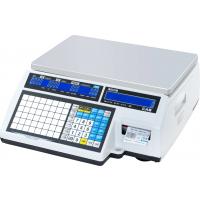 Весы торговые CAS CL-5000J-15IB с печатью этикеток
