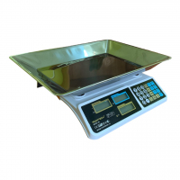 Весы бытовые торговые DECS-40, с увеличенной платформой