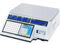 Весы торговые CAS CL-5000J-30IB с печатью этикеток