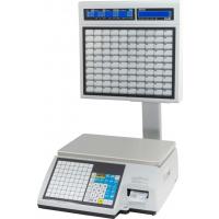 Весы торговые CAS CL-5000J-15IS с печатью этикеток