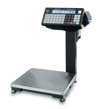 Весы с печатью этикеток Масса-К