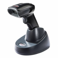 Сканер штрих-кода беспроводной Honeywell 1472g 2D, USB, черный