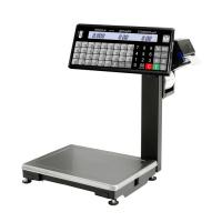 Торговые весы с печатью этикетки и чеков МАССА ВПМ-15.2-Т