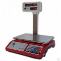 Весы бытовые торговые ACS-779D (30кг/5г) LCD