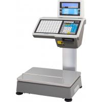 Весы торговые с печатью этикеток CAS CL-5000-15D (TCP/IP)