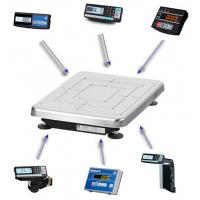 Товарные весы-регистраторы МАССА TB-S-32.2-1, с возможностью печати этикеток (весовой модуль)